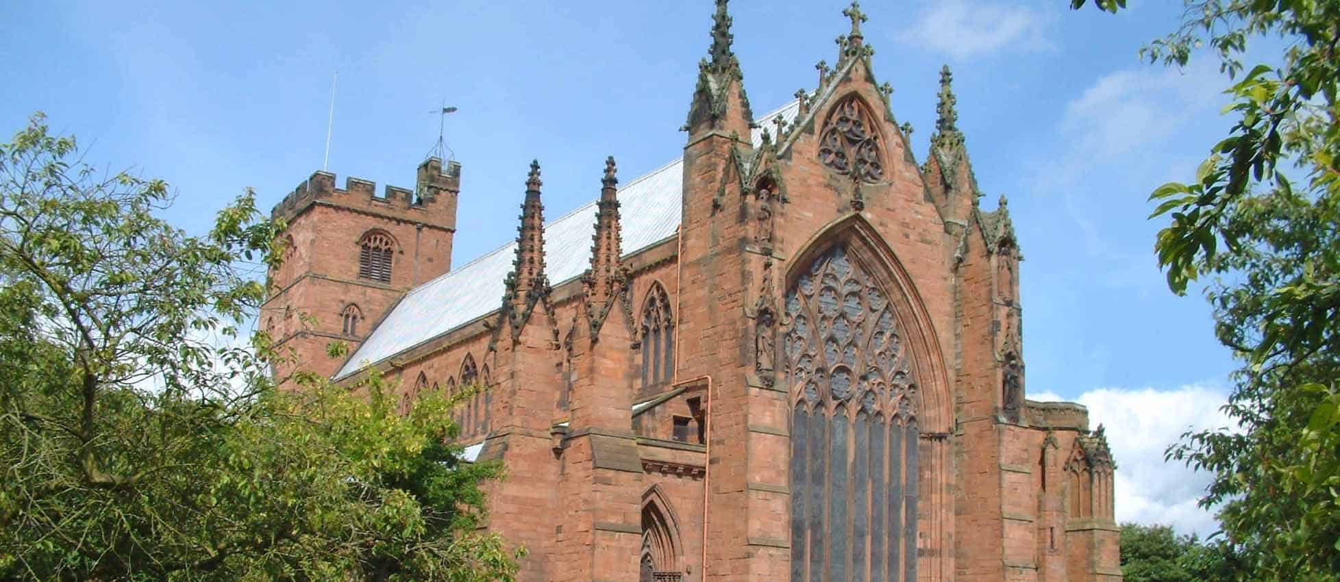 Carlisle Cathedral The Association Of English Cathedrals