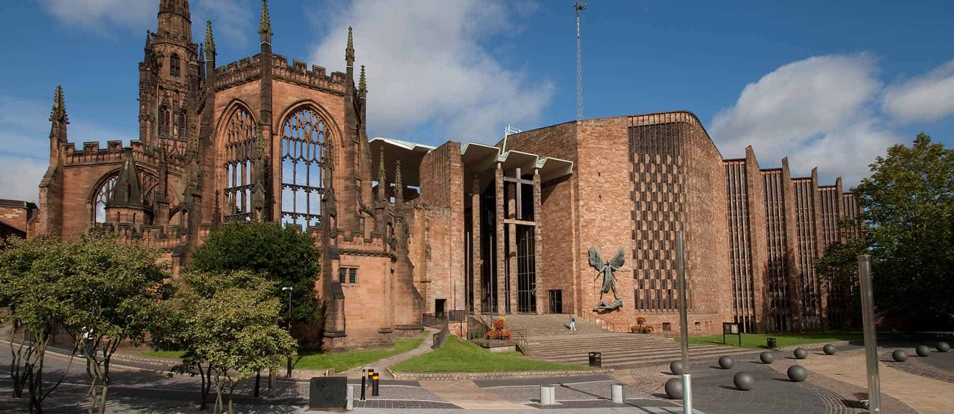 Coventry cathedral the association of english cathedrals for The coventry