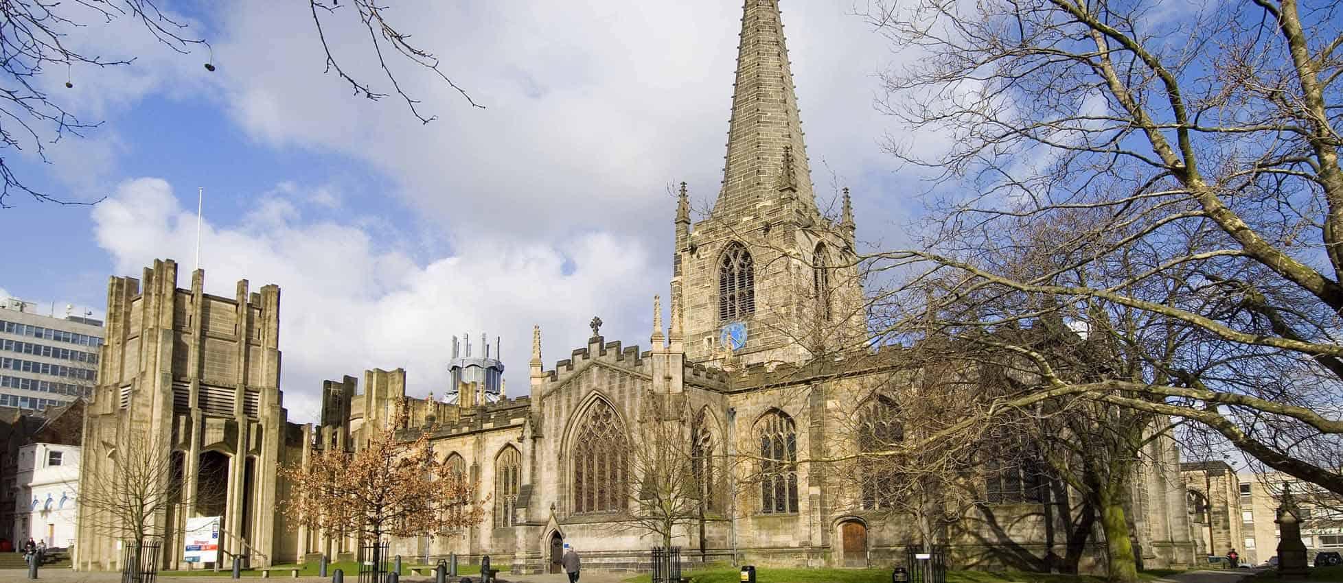 Sheffield City Centre Churches