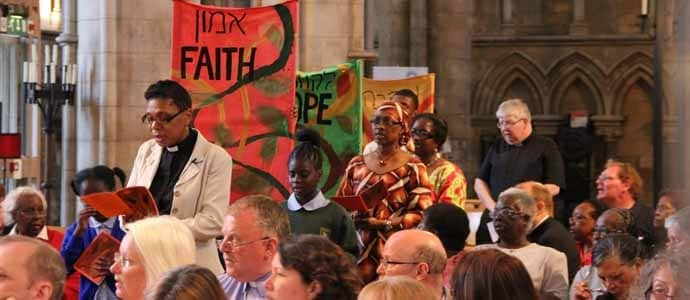 Cathedral_Southwark_Pentecost service
