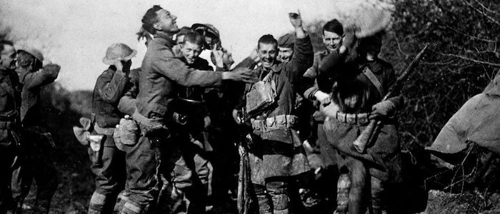 100 years WW1 Ringing out for Peace - Battles Over