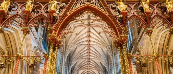 Sacred Space - National Cathedrals Conference starts with Sunday Worship on Radio 4