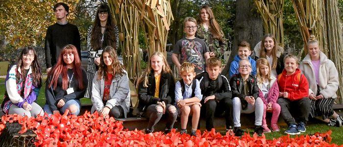 Armistice 2018 Canterbury War Horse 2