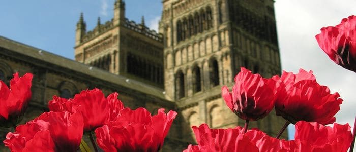 Whats On Armistice 2018 Durham Cathedral