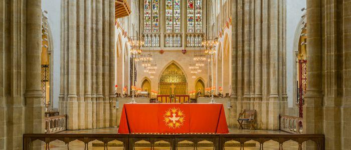 Armistice 2018 Crimson Glory St Edsmundsbury Cathedral