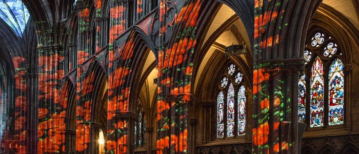 Armistice 18 Lichfield Cathedral
