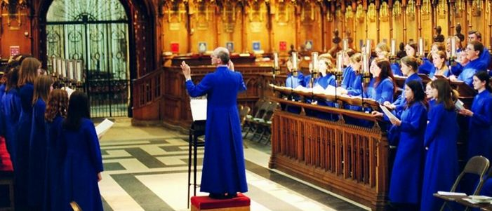 Choral Evensong Cathedral Near You