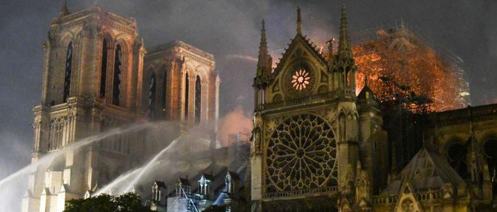 Notre Dame Fire 2019