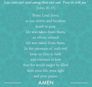 prayer for sri lanka 2019