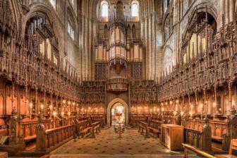Ripon Cathedral Interior