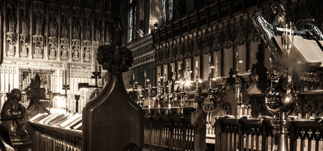 Magdalen College Chapel, Oxford Evensong Virtual Reality