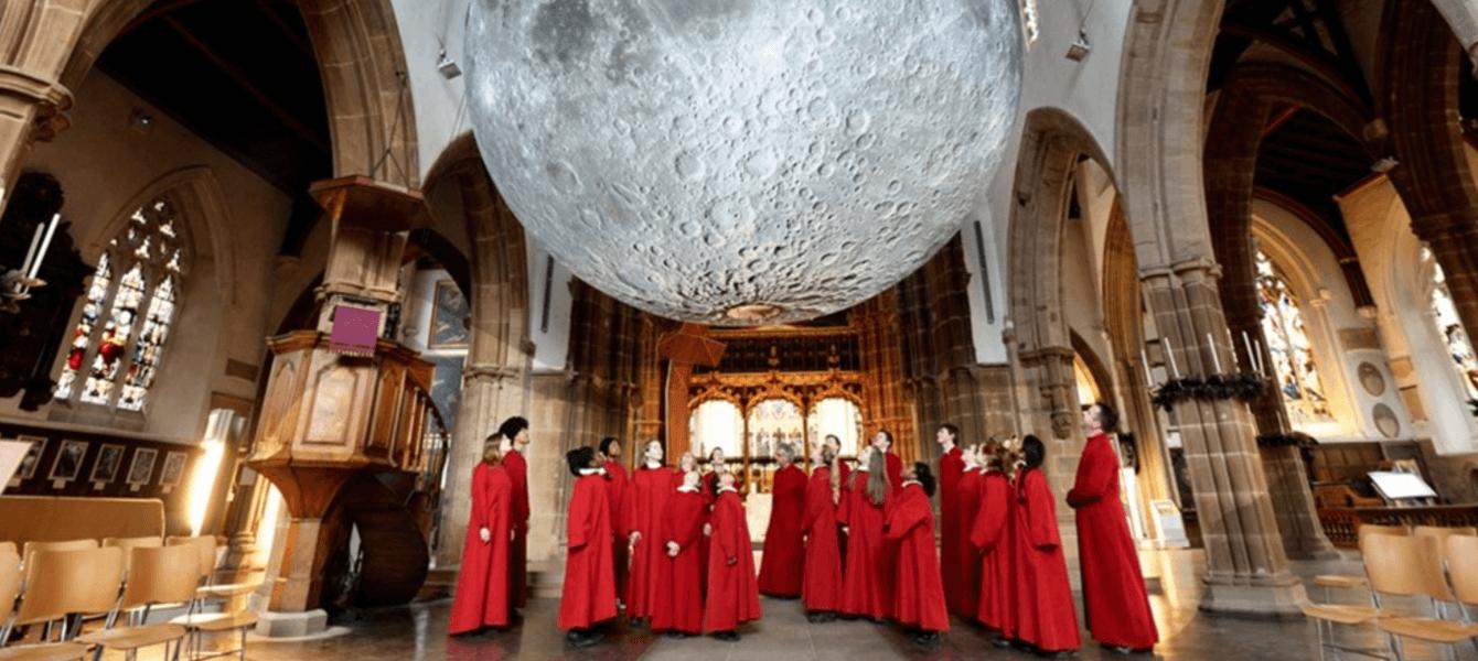 Leicester Moon Landing Apollo 11 Anniversary