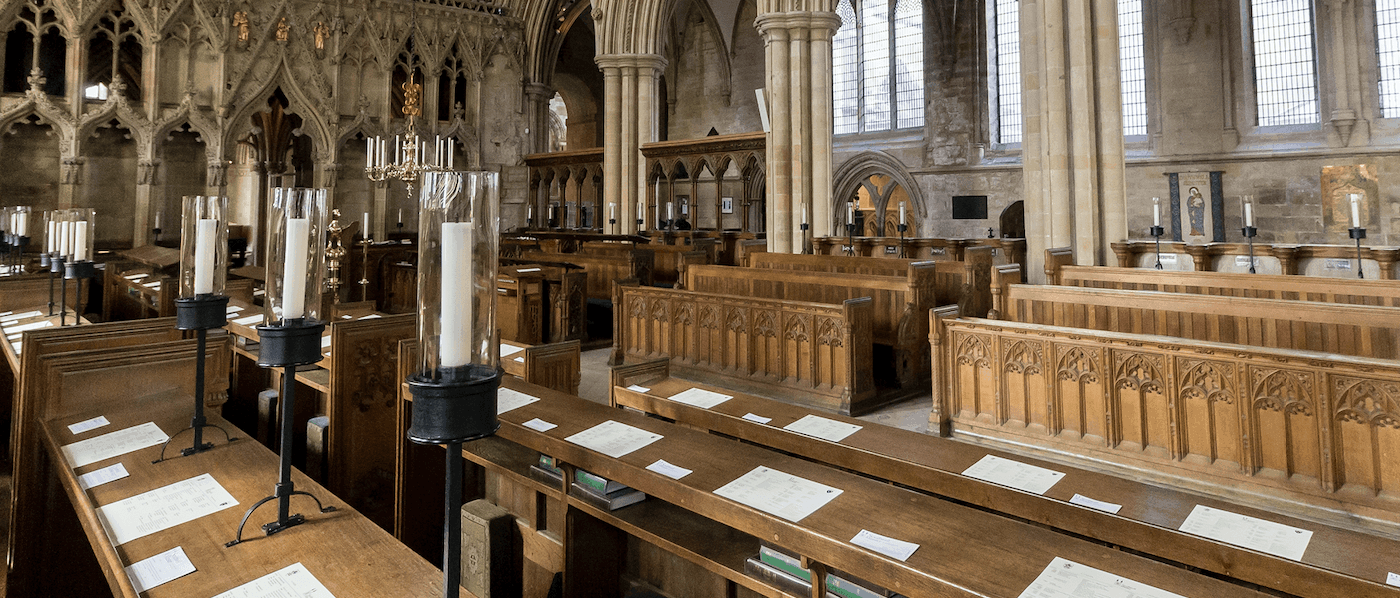 Choral Evensong Project Southwell Minster