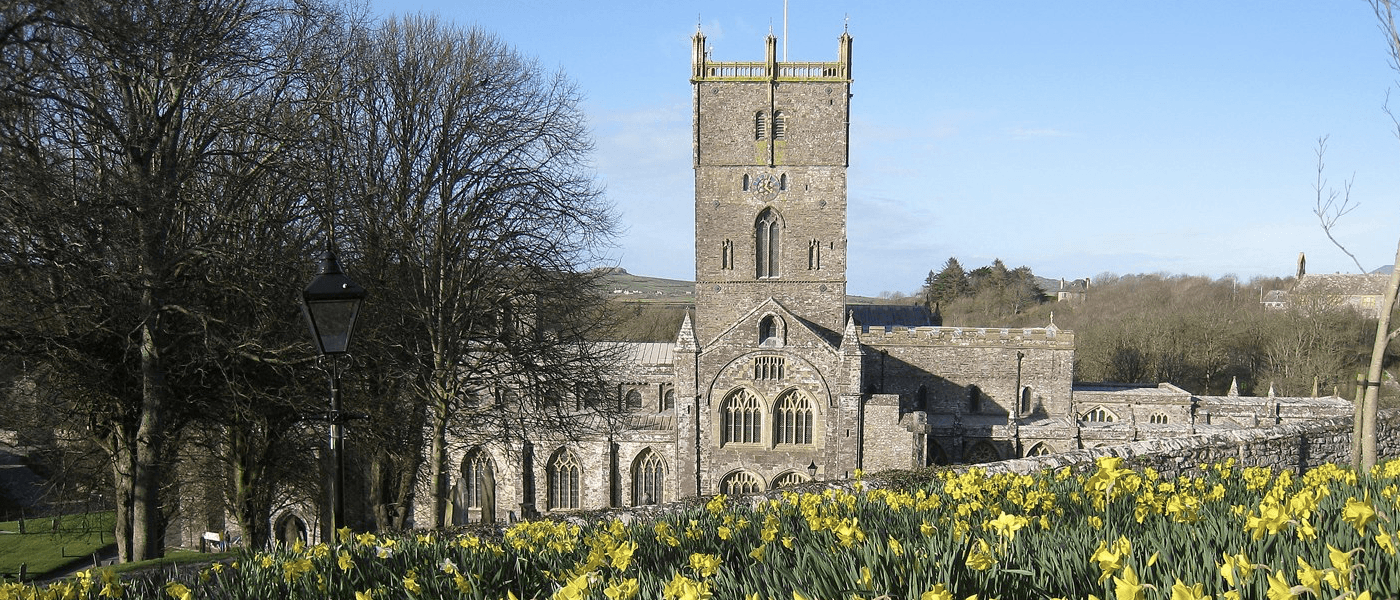 Wales Cathedral St Davids
