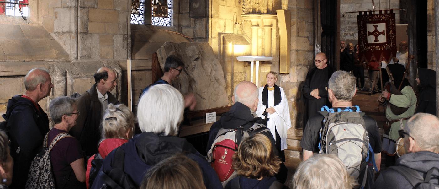 Year of Pilgrimage Northern Saints Trials