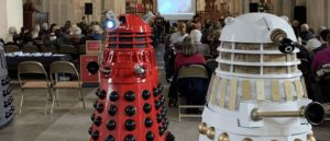 Daleks in Cathedrals