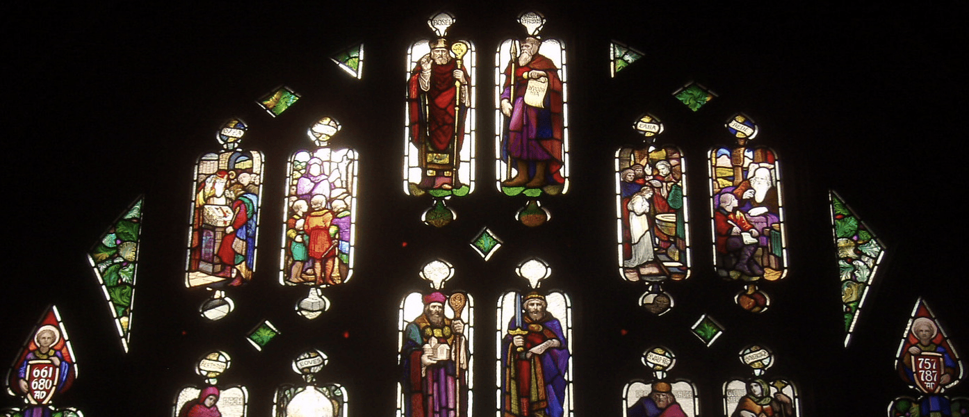 Worcester Cathedral Adopt Stained Glass
