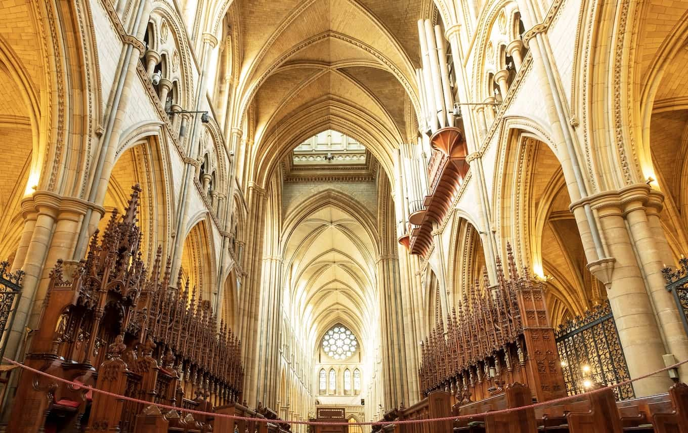 Visit Truro Cathedral