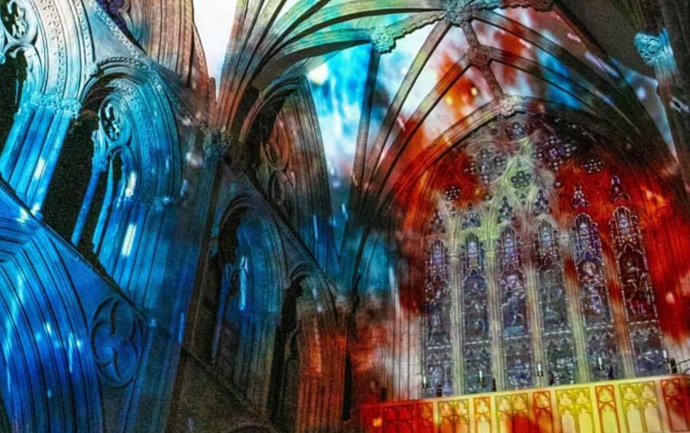 City of Lights - Carlisle Cathedral Year of Cathedrals