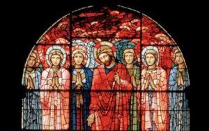 Divine Beauty Burne Jones Birmingham Cathedral 2020