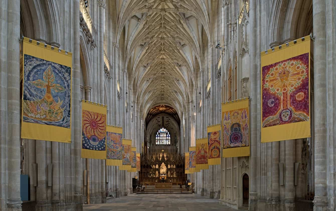 Winchester Cathedral Year of Pilgrimage Coffee