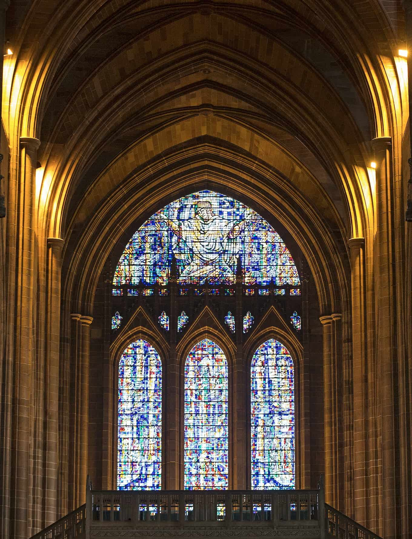 Cathedrals at Night Event Liverpool Cathedral