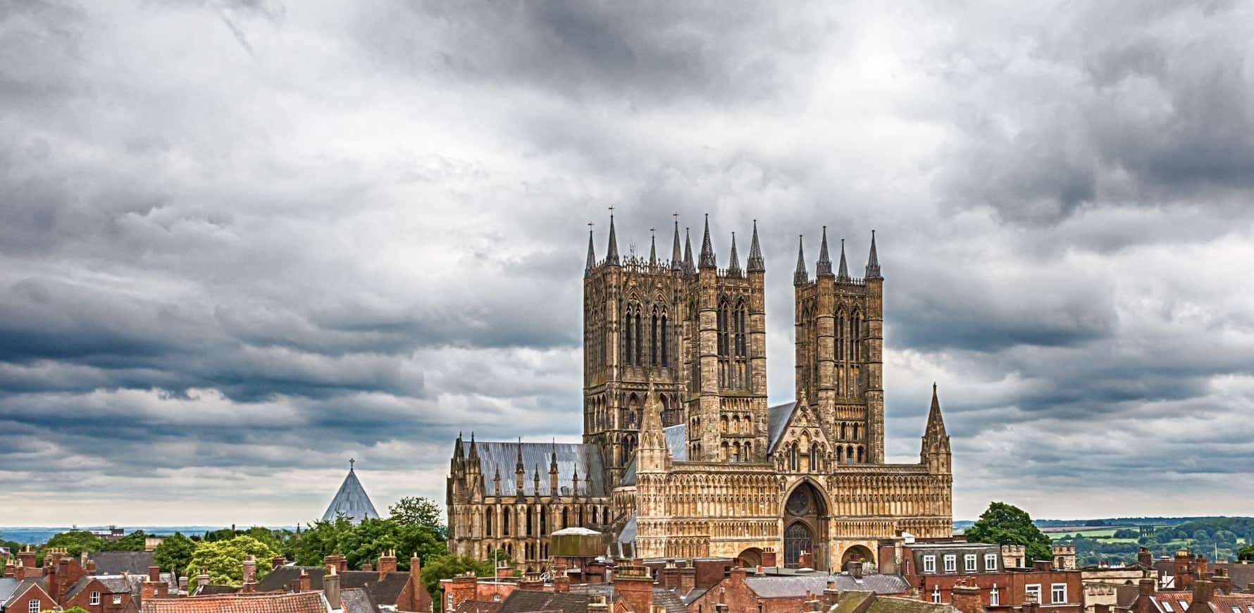 Lincoln Cathedral - Cathedrals at Night 30th May 2020