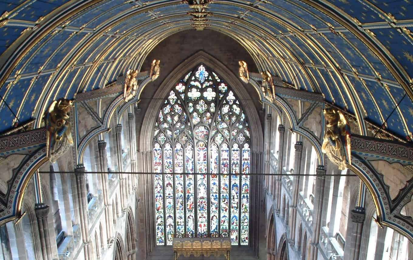 English Cathedrals - Monthly Round Up