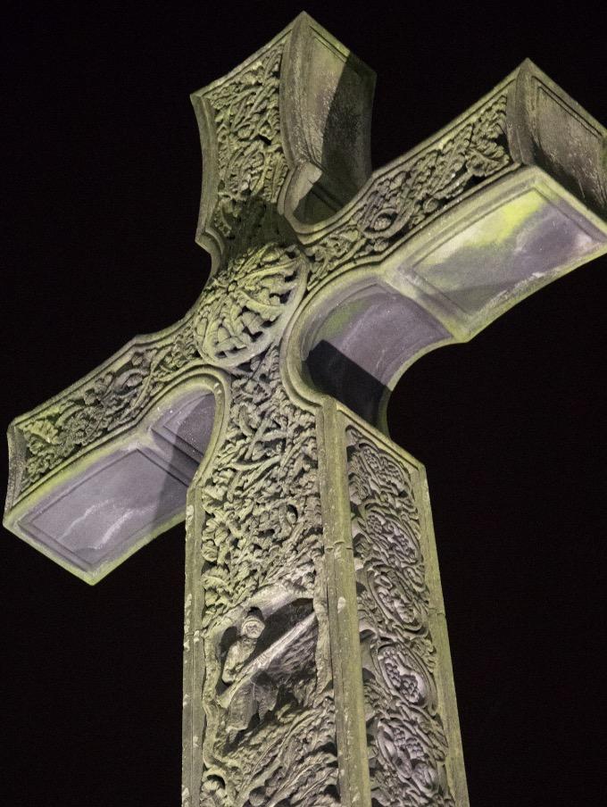 Durham Cathedrals at Night 2020