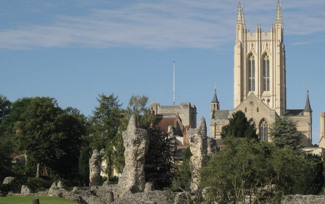 Year of Pilgraimage Year of Cathedrals St Edmundsbury Cathedral