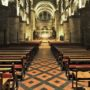 42 / 366 The nave. The floor