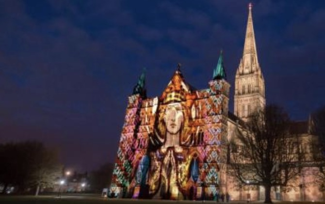 Salisbury Cathedral City on the Move 2020