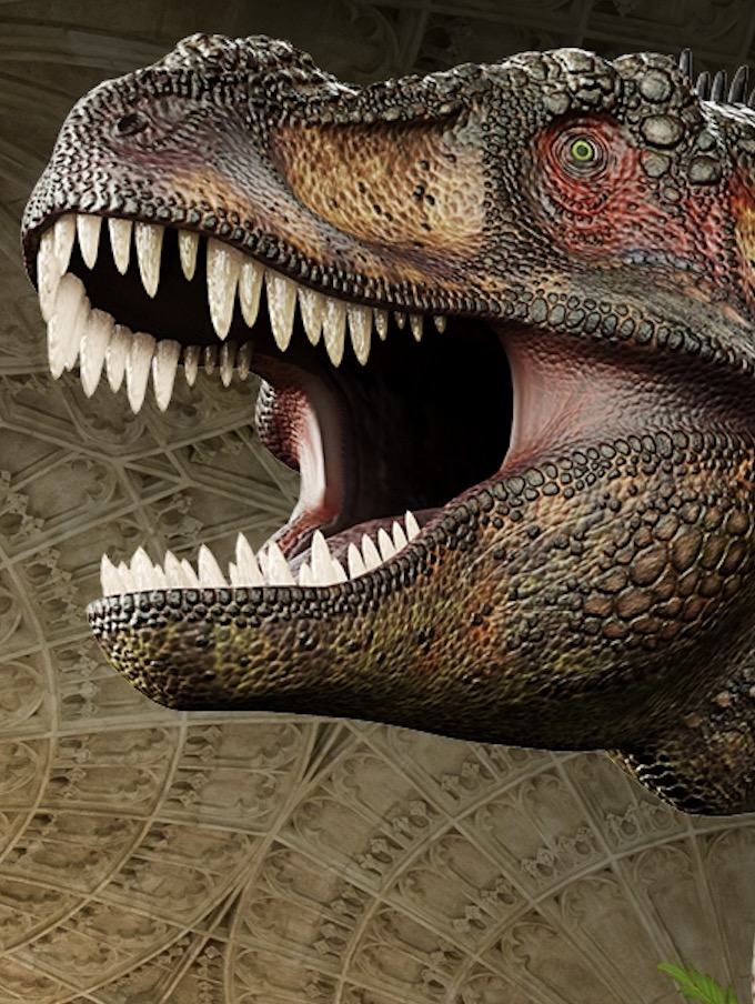 Dinosaurs are Coming to Peterborough Cathedral TIckets on Sale