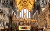 image from A Visit to Worcester Cathedral - Marcus Green