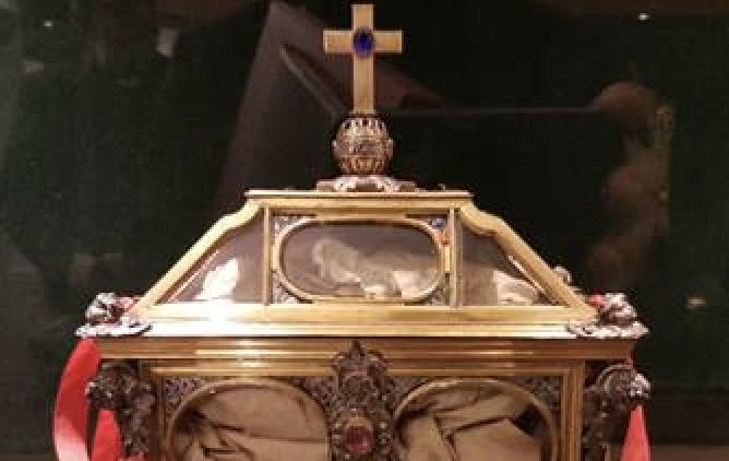 St Thomas Becket reliquary