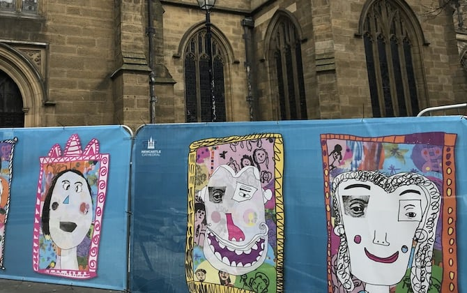 Newcastle Cathedral Heritage Lottery Funded Project