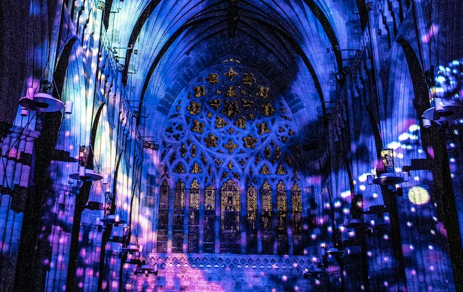Cathedrals mark British Science Week 2020