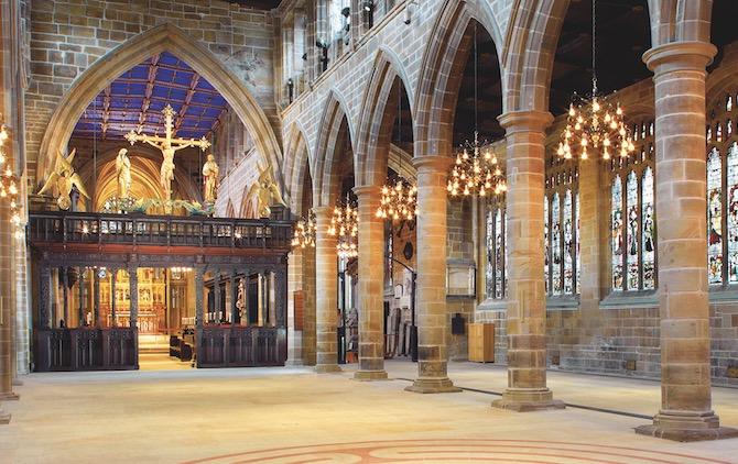 Wakefield Cathedral Coronavirus Prayer