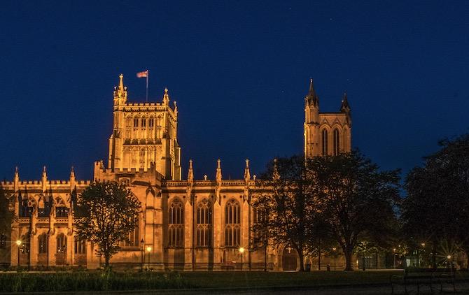 Bristol Cathedral Coronavirus Prayer