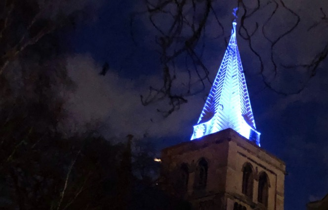 Cathedrals at Night Events Postponed