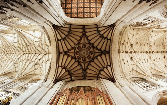 Winchester Cathedral Prayer for Coronavirus