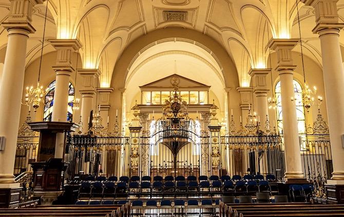 Visit Derby Cathedral 3