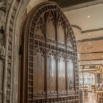 Visit rochester cathedral chapter door