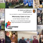 Volunteers Week 2020 St Edmundsbury Cathedral