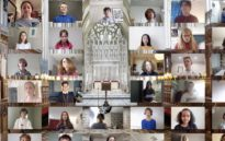 image from Singing in Cathedrals - Whatever Next?
