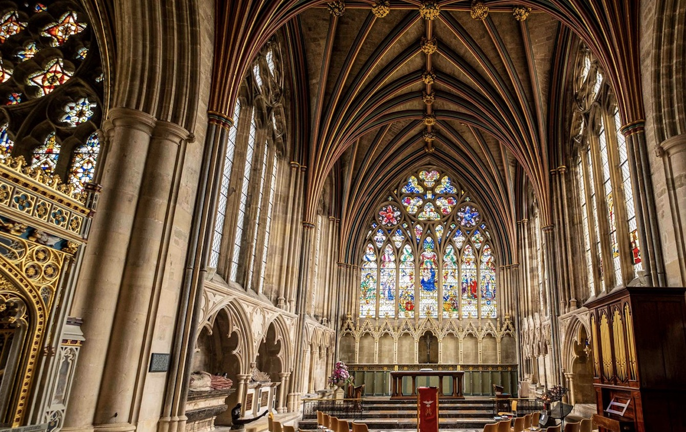 Exeter Cathedral Visit