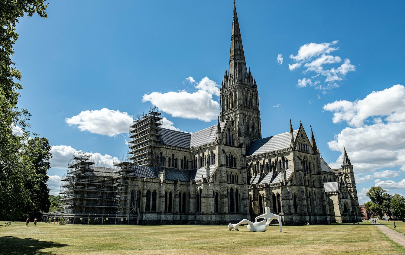 Salisbury Cathedral is Good to Go - Visit Britain