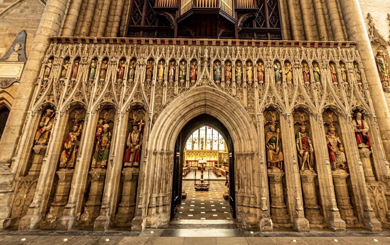 Visit Ripon Cathedral