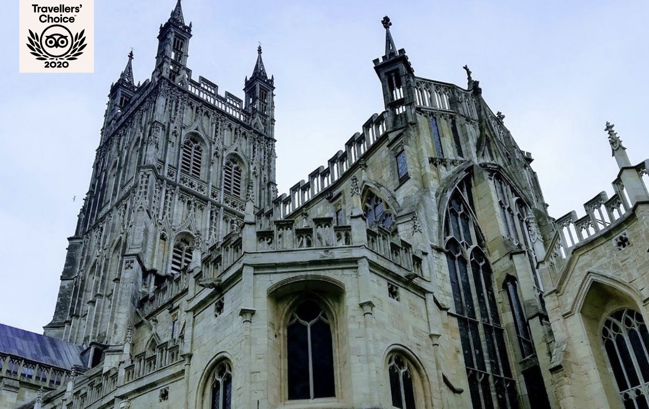 Cathedrals TripAdvisor Awards - Gloucester