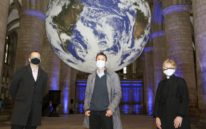 image from Gaia opens in Gloucester Cathedral